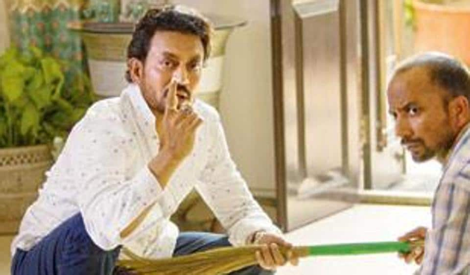 Irrfan, who played a shopkeeper in Hindi Medium, is likely to essay the role of a tourist guide in Angrezi Medium. Deepak Dobriyal reprises his role of Irrfan's friend in the new film.