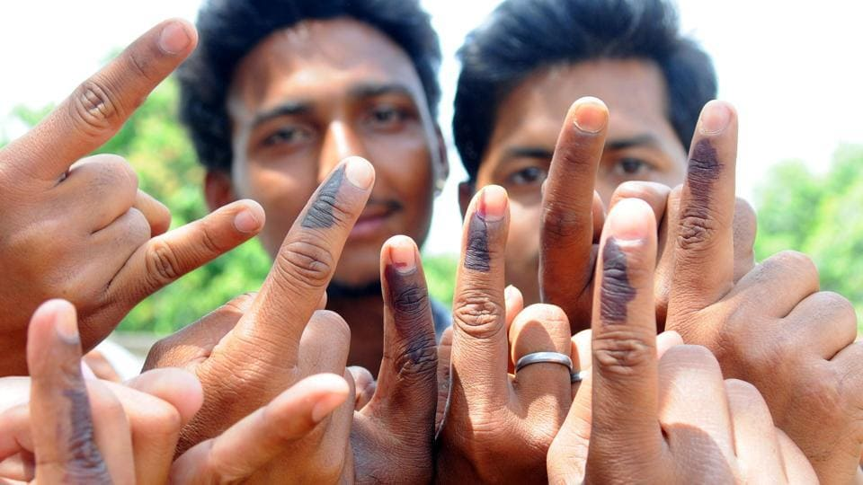 If young voters are the focus of the electoral discourse, this should be considered as an auspicious sign (Representational photo)