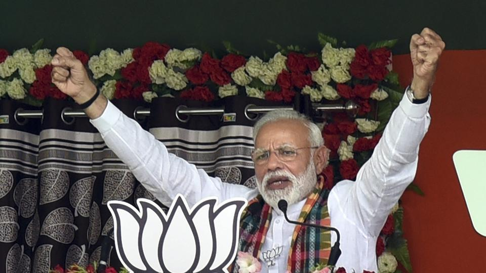 In exclusive interview, Modi's reply on 3 big achievements as