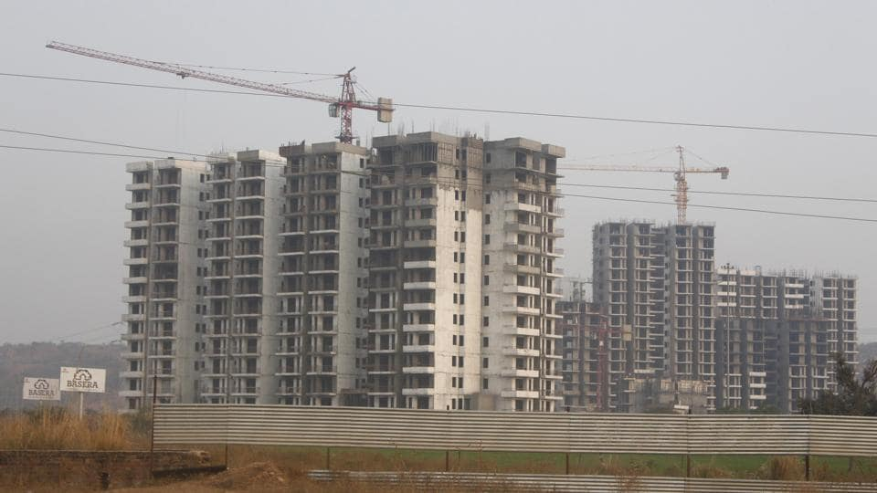 The slowdown in Gurugram could be attributed to delayed projects as well as leftover inventory.