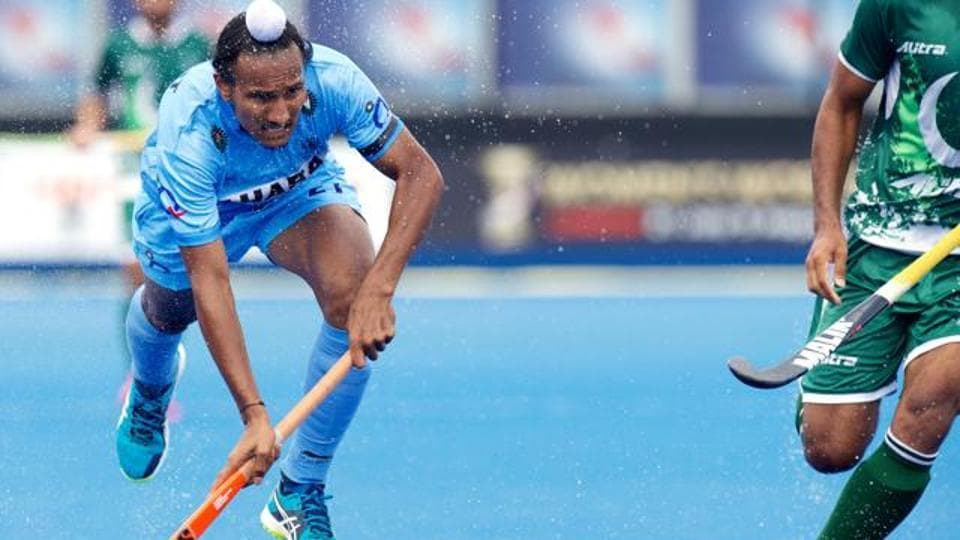 File image of India hockey player Harjeet Singh
