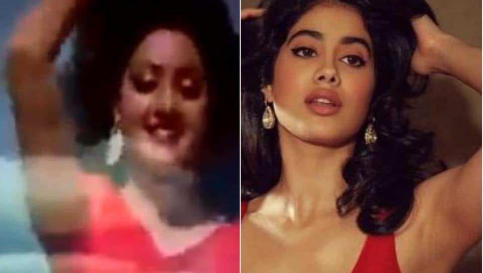 Janhvi Kapoor made her film debut a few months after Sridevi's death.
