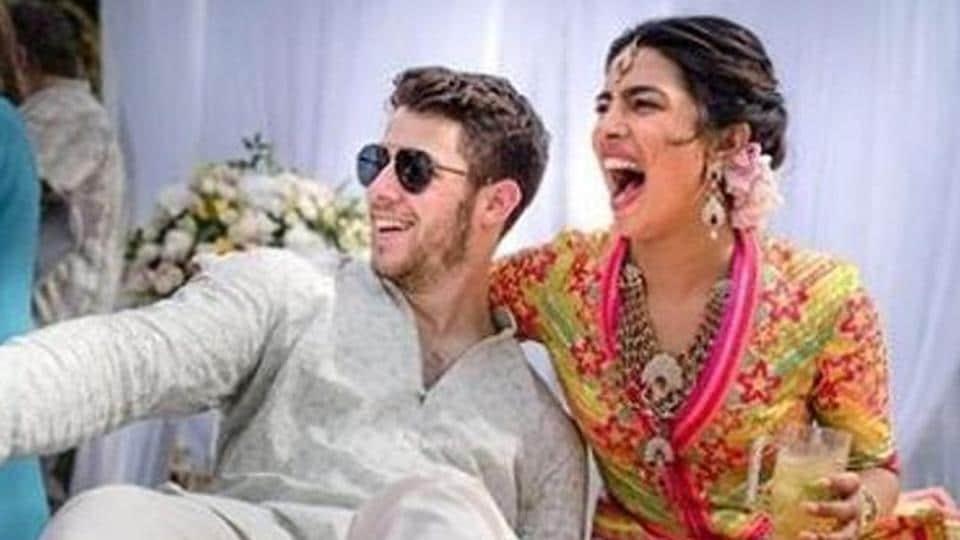 Priyanka Chopra has shared a hilarious video featuring her husband and American singer Nick Jonas.