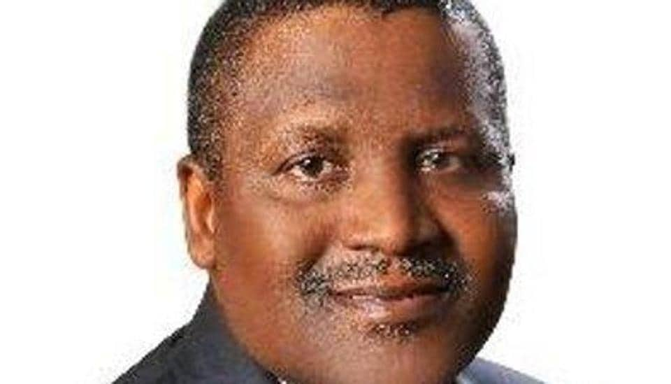 Aliko Dangote said that the two most promising sectors for Africa's future were agriculture and new technologies.
