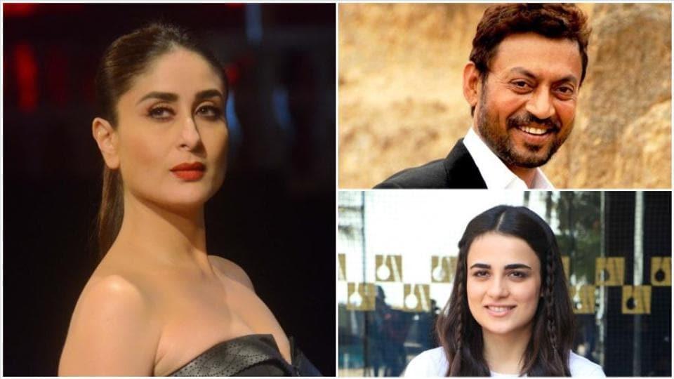 Kareena Kapoor,Irrfan Khan,Angrezi Medium