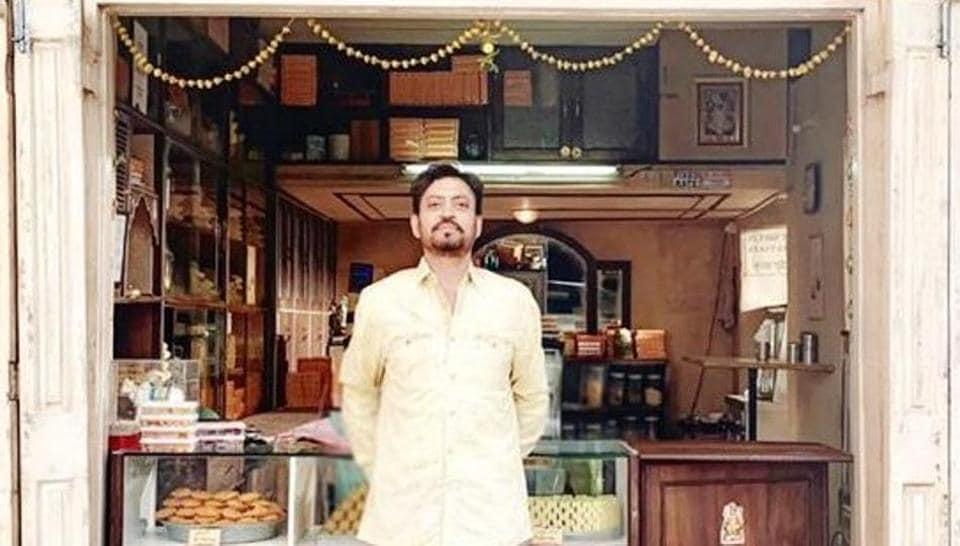 Irrfan Khan in Angrezi Medium.