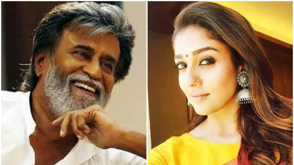 Rajinikanth's next film to star Nayanthara as its female lead.