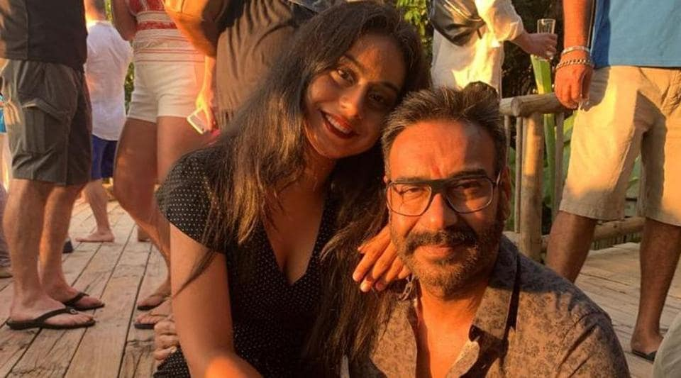 Ajay Devgn has criticised trolls for targeting daughter Nysa.