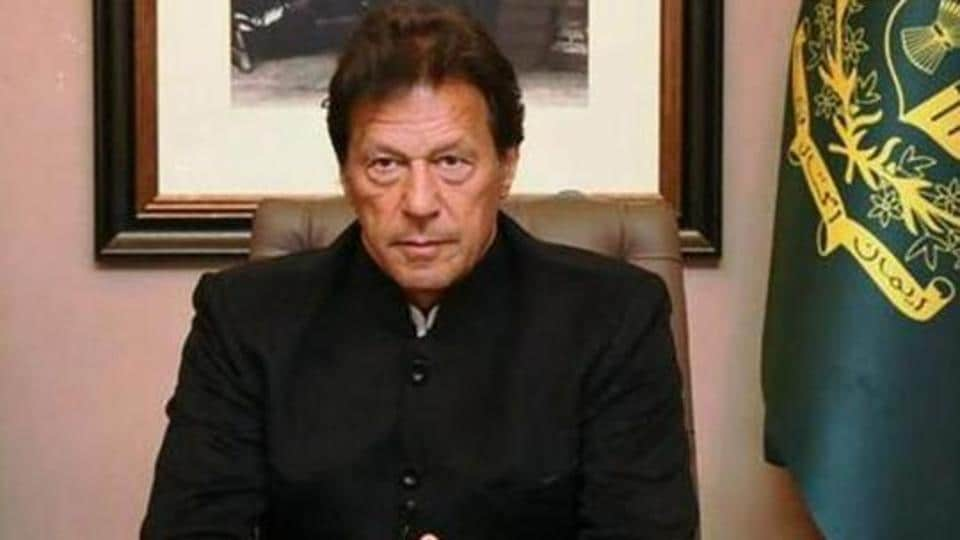 Pakistan's Prime Minister Imran Khan has called for putting in place an interim government in Kabul to push talks with the Taliban.
