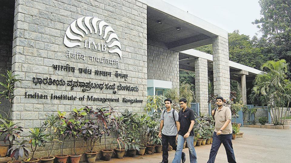 NIRF Rankings 2019,top ten management institutes,HRD rankings 2019