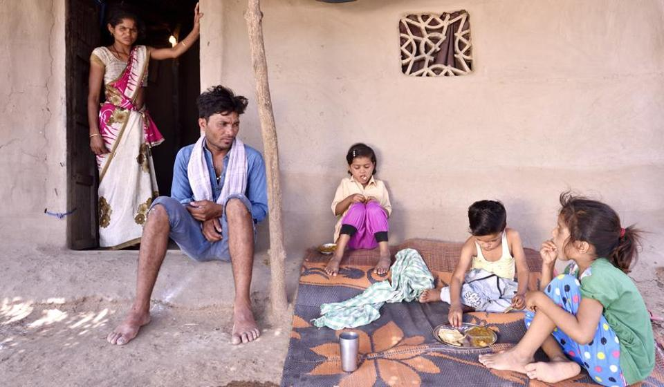 The situation is no different for the family of Mohan Pawar, who committed suicide on August 28 by hanging from a tree at Morgawan village, a few km from Bodhbodan, which saw the highest number of suicides in the district.