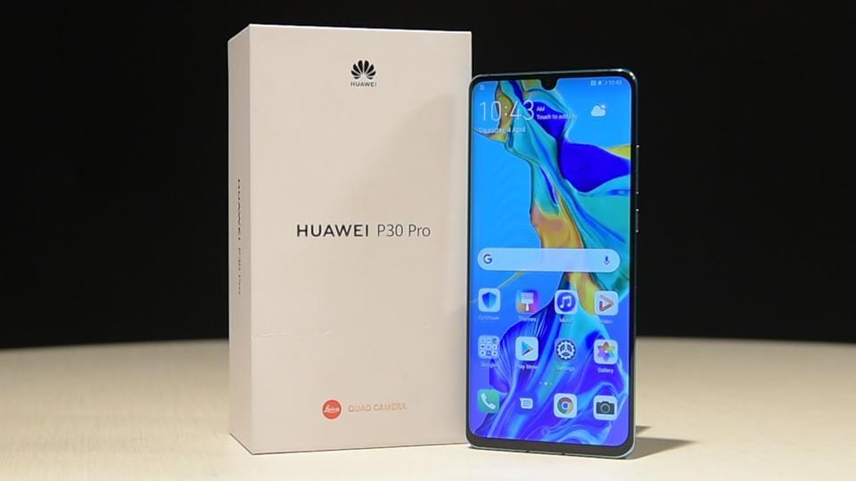Huawei P30 Pro is now available in India