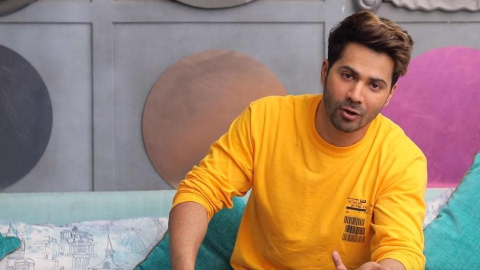 Varun Dhawan on being criticised for overacting: 'Since I know how to act, I can overdo it'