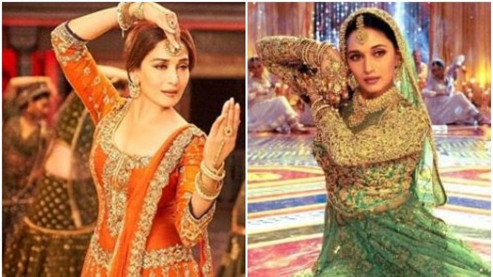Kalank's songTabah HoGaye starring Madhuri Dixit, will be unveiled on Tuesday.