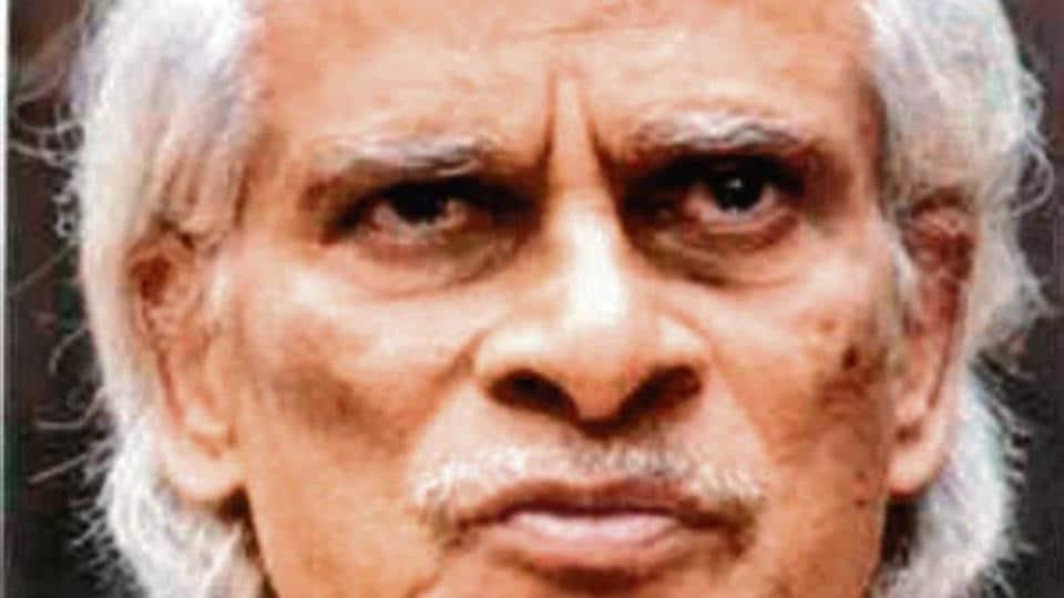 K Siva Reddy to get Saraswati Samman | india news