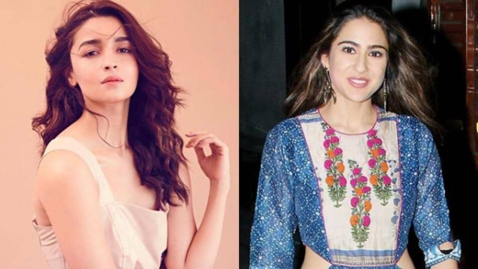 Sara Ali Khan and Alia Bhatt are taking the affordable, casual maxi route this Summer.