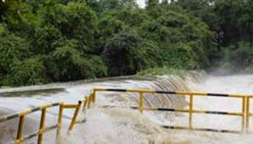 Villagers and police rushed to the spot, but could only recover their  bodies from the dam.