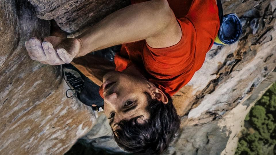 Free Solo movie review: Alex Honnold pushes the boundaries of what humanity is capable of. 5 stars.