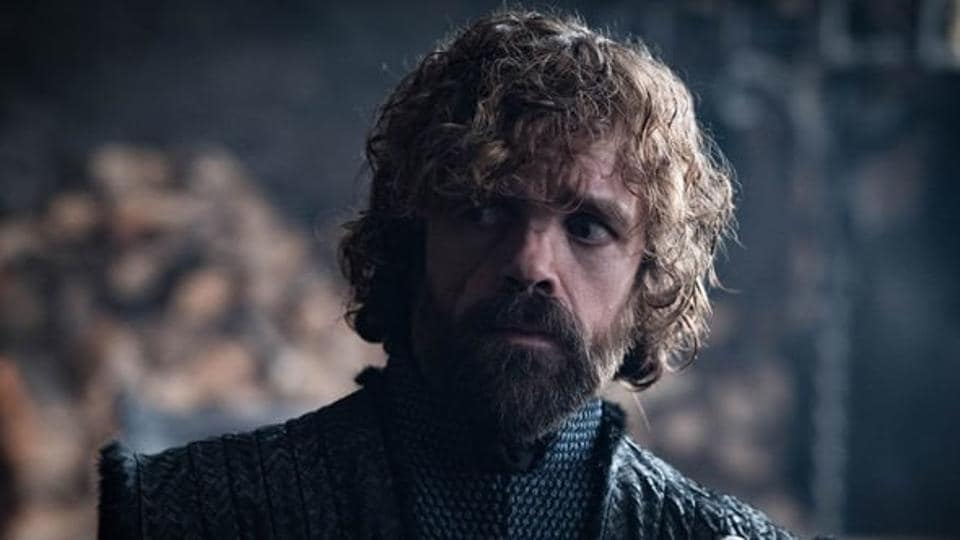 Peter Dinklage has played Tyrion Lannister on Game of Thrones for eight seasons.