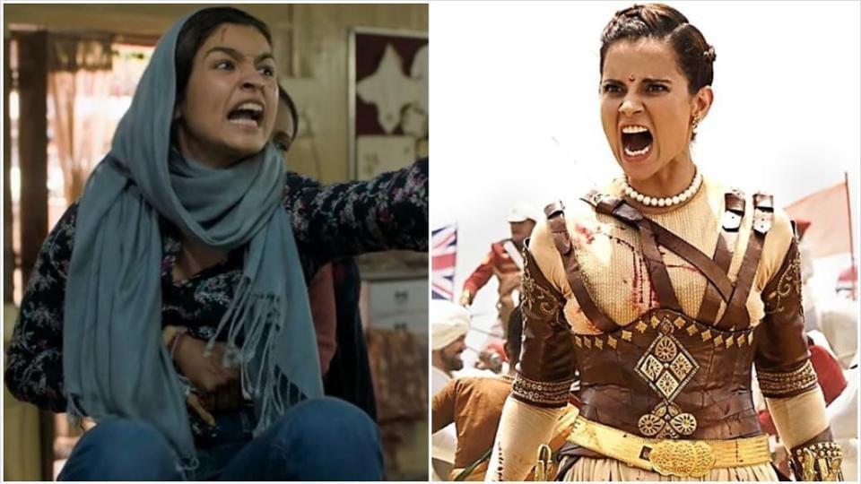 Kangana Ranaut has been quite vocal lately with her disdain for Alia Bhatt.