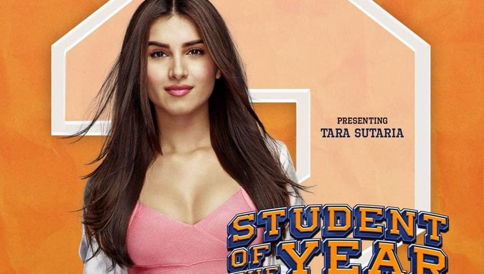 Tara Sutaria plays Mira in Student of the Year 2.
