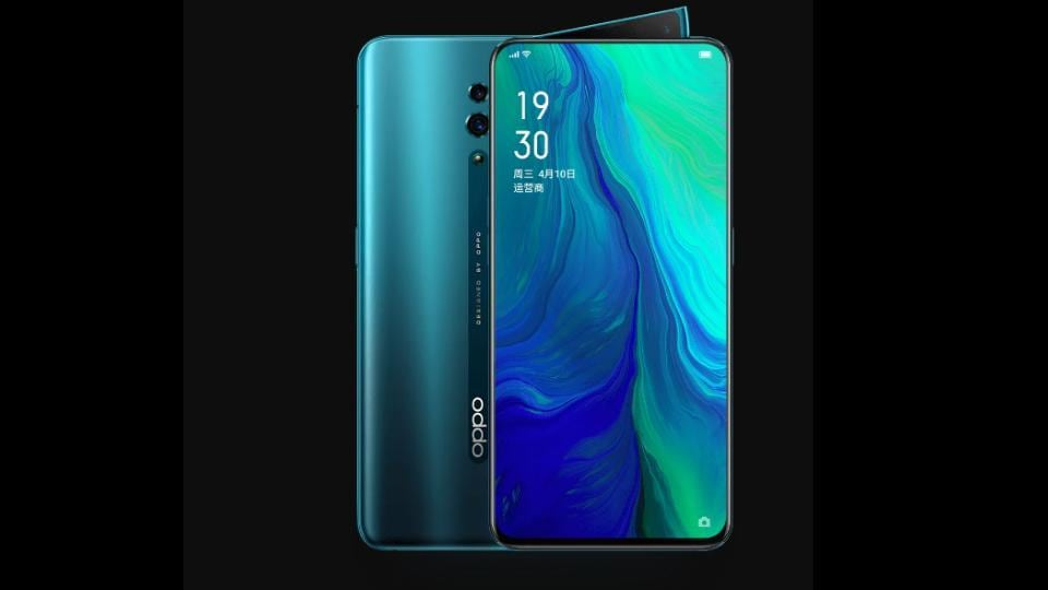 OppoReno smartphone launched in China.
