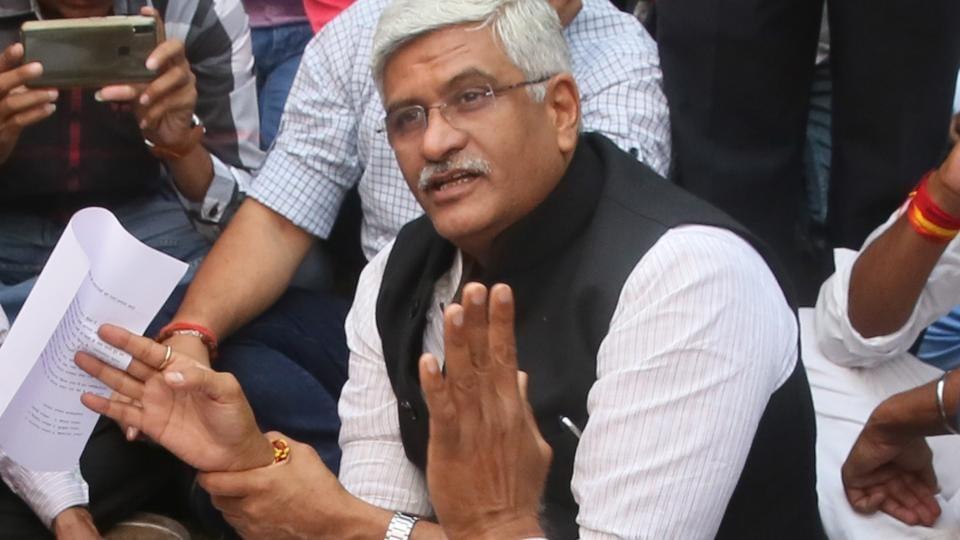 lok sabha elections 2019,lok sabha polls in rajasthan,gajendra singh shekhawat