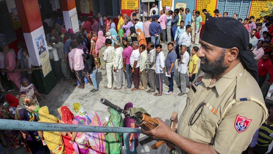 Lok Sabha elections 2019: India votes to elect new Lok Sabha