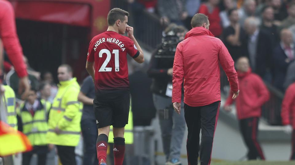 Herrera uncertainty could be contributing to injury troubles, says Solskjaer | football