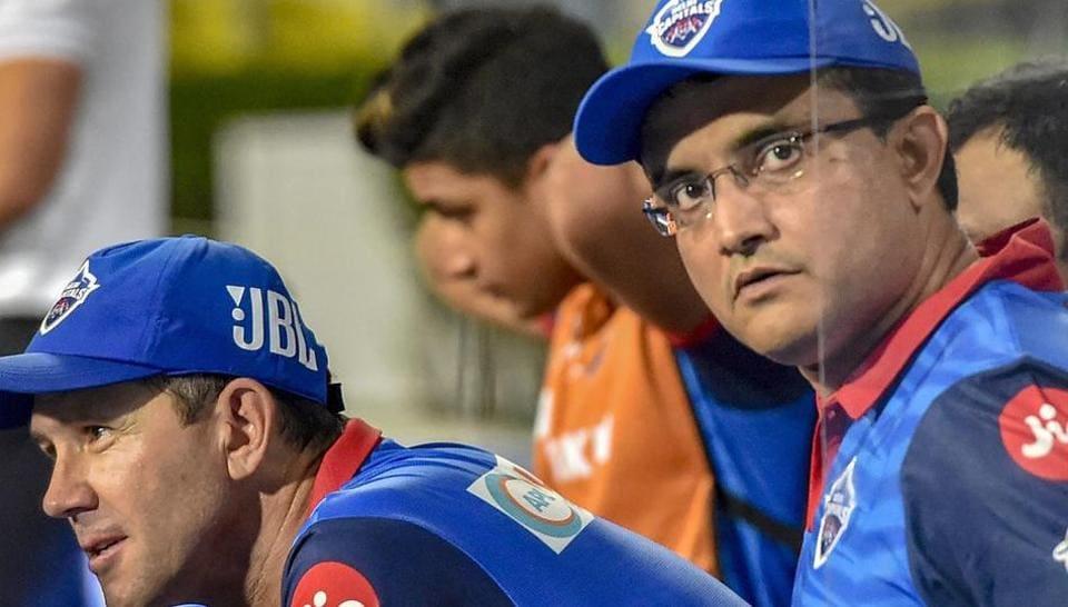 IPL 2019,KKR vs DC,Sourav Ganguly