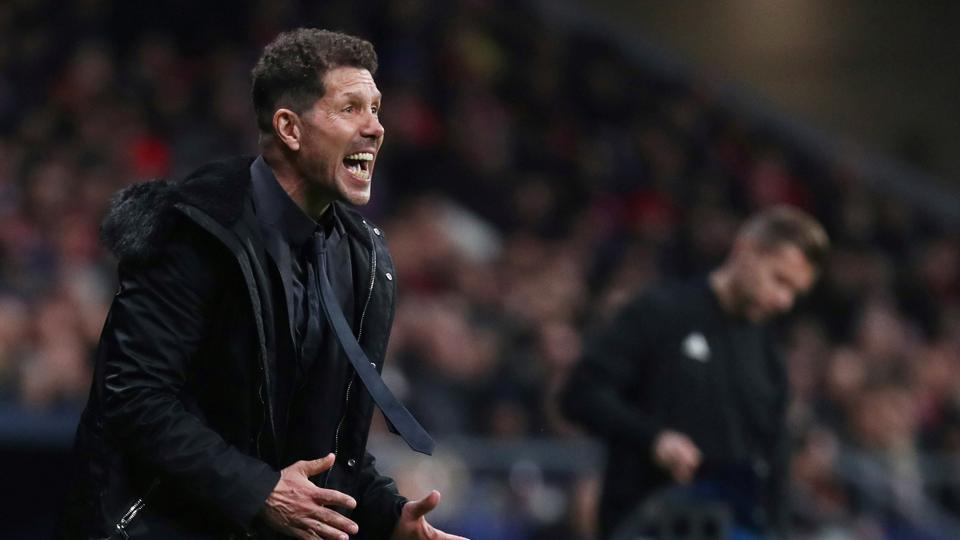 Diego Costa suspension harsh, still has a future at Atletico – Simeone | football