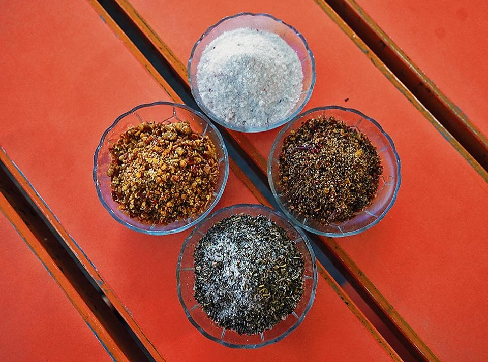 Pahadi coloured salts, an ancient tradition, are finding takers in cities