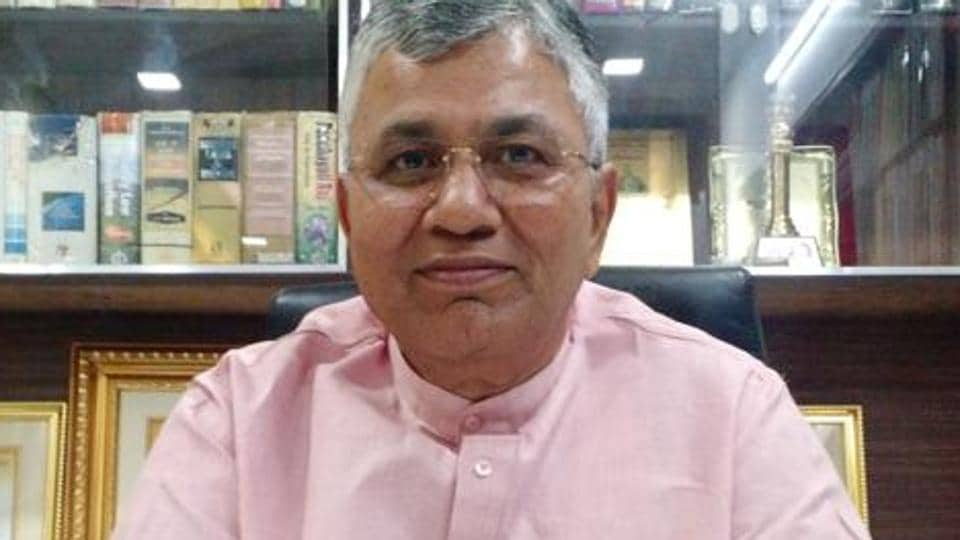 PPChaudhary is the BJPcandidate from the Pali Lok Sabha seat in Rajasthan.