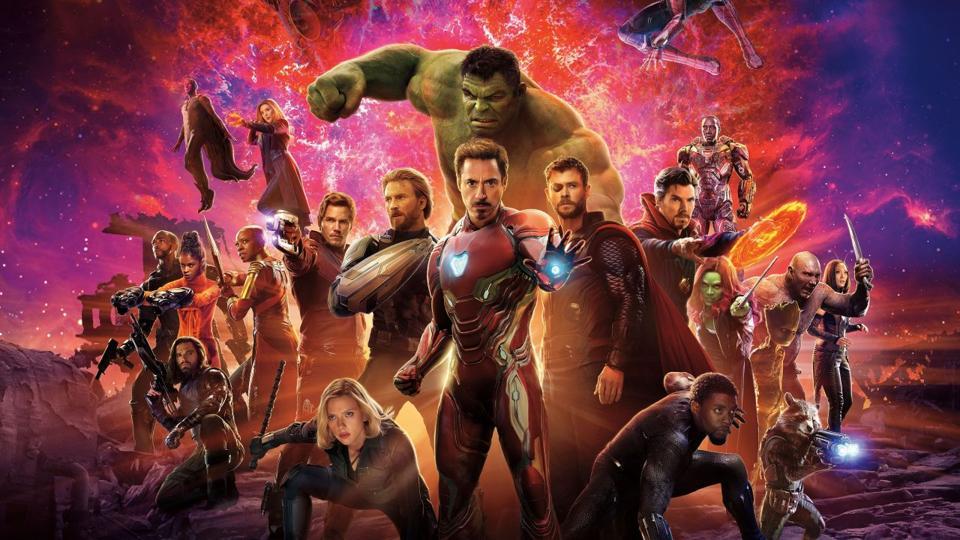 Marvel,MCU,Avengers