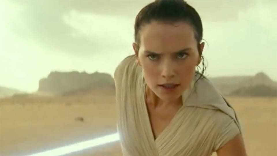 Are Rey's Parents in the Star Wars: The Rise of Skywalker Trailer?