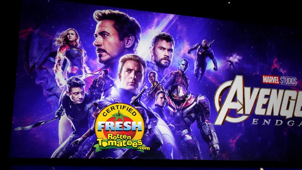 Avengers: Endgame is slated for an April 26 release.