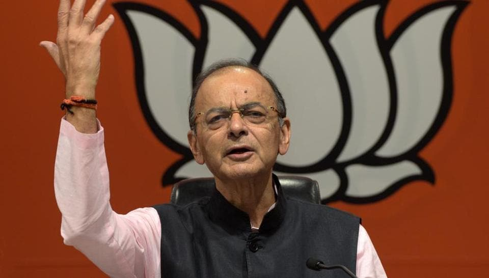 Jaitley said that the opposition had not built up a single issue against the government in the past five years