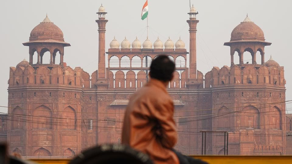National Museum to have an extension at Red Fort. (Photo: Gokul VS/Hindustan Times)