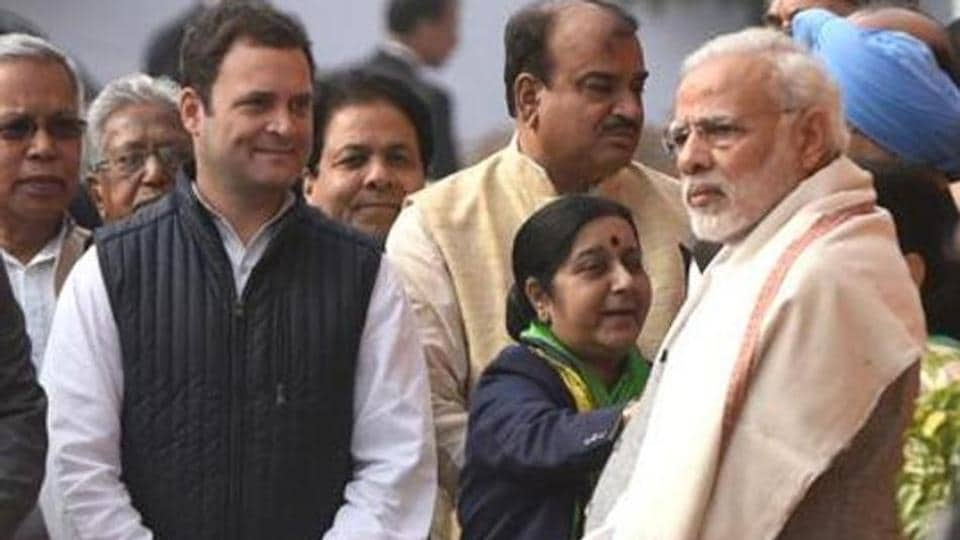 Lok sabha elections 2019: BJP, Congress step up attack as second phase nears