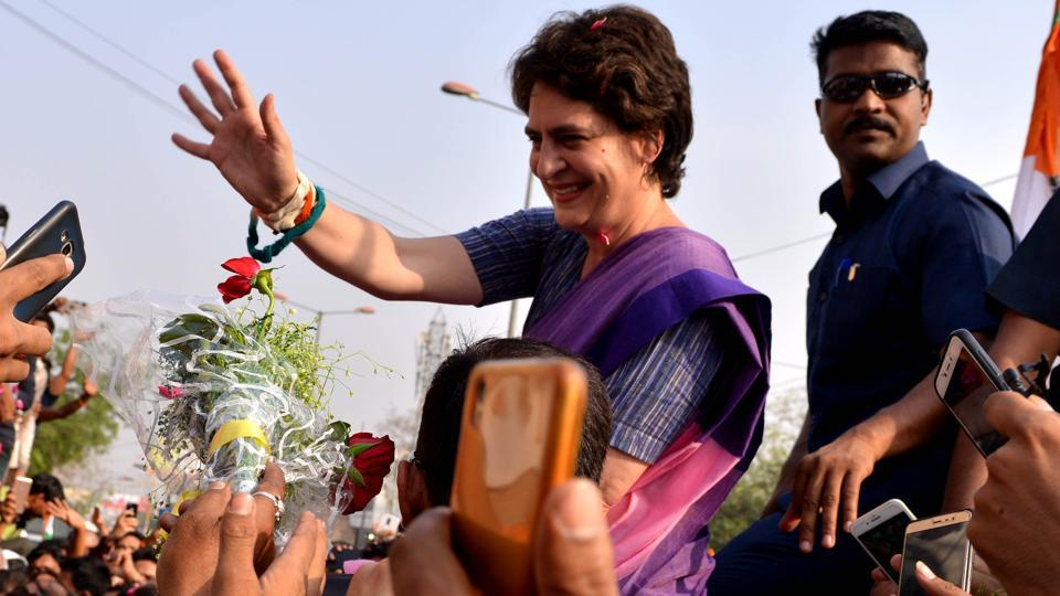 Priyanka Gandhi will be campaigning extensively across the country.