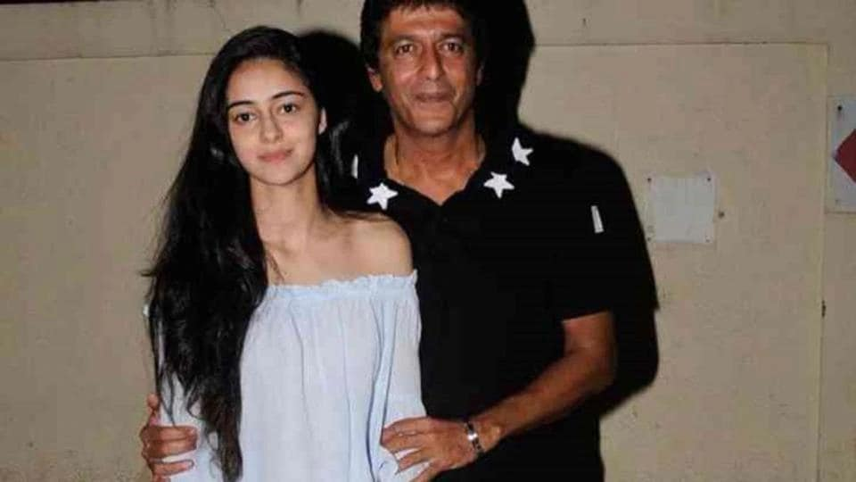 Ananya Panday,Student of The Year 2,Chunky Panday.
