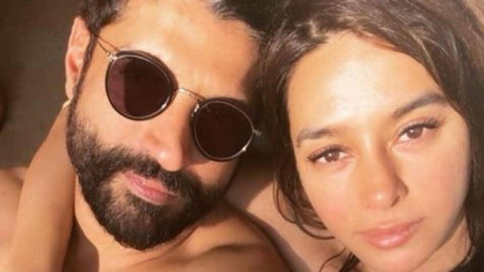 Farhan Akhtar and Shibani Dandekar often share pictures from their holidays together on Instagram. The couple may tie the knot sometime this year.