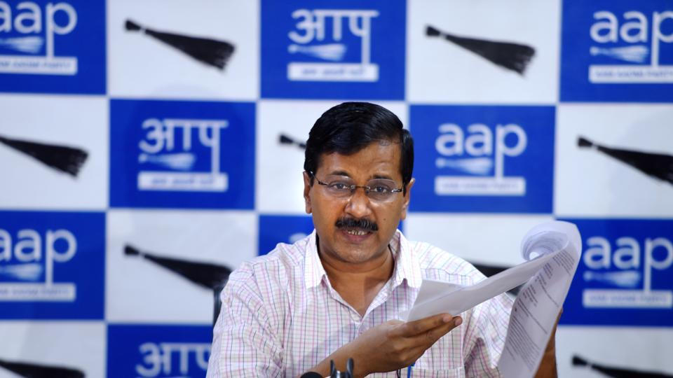 Arvind Kejriwal claimed that Goa's economy will take a hit if the BJP president Amit Shah becomes the home minister.