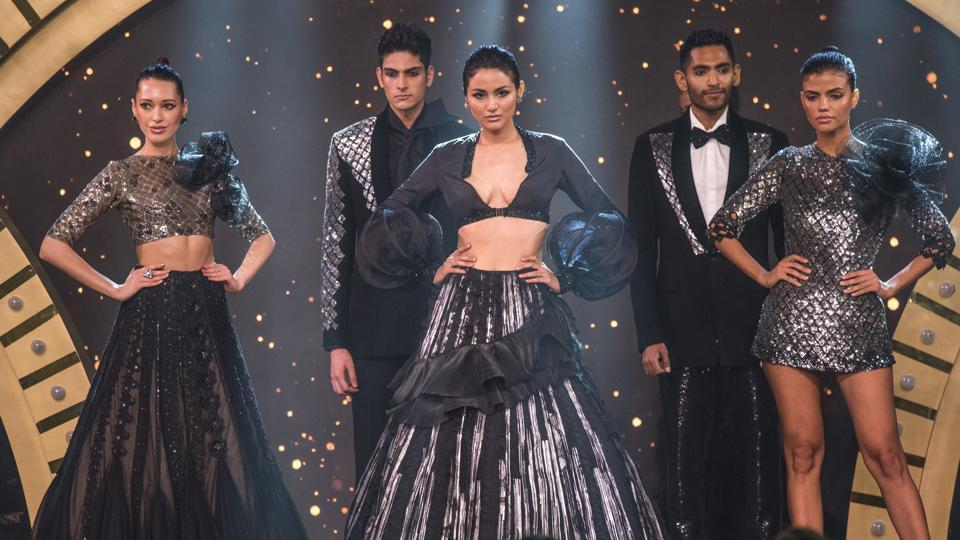 Hindustan Times India's Most Stylish 2019 at The St. Regis in Mumbai.