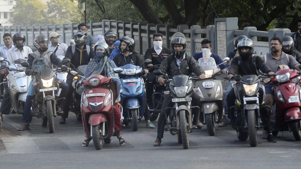 The compulsory enforcement of the helmet rule attempted a number of times in Pune — in December 2001, 2004, and 2011-12 — ended in failure each time.
