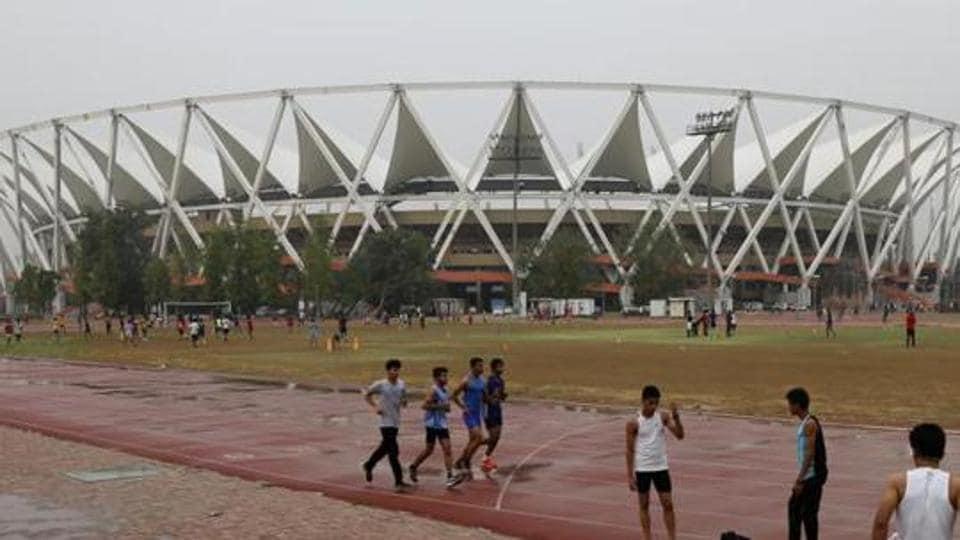 Representative image - Jawahar Lal Nehru Stadium in New Delhi.
