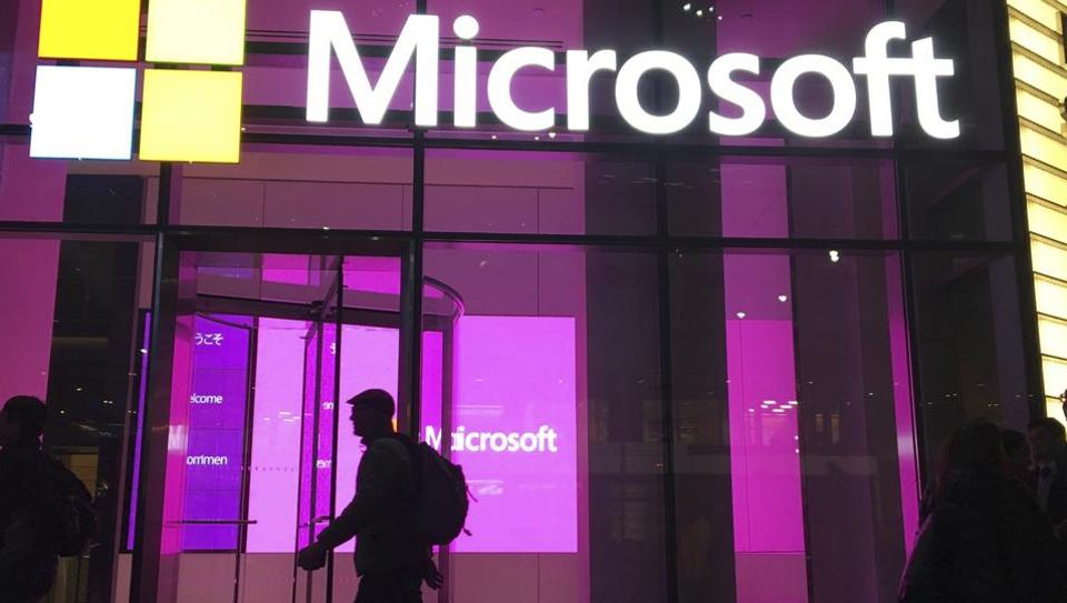 Hackers accessed data of Microsoft Outlook.com users.