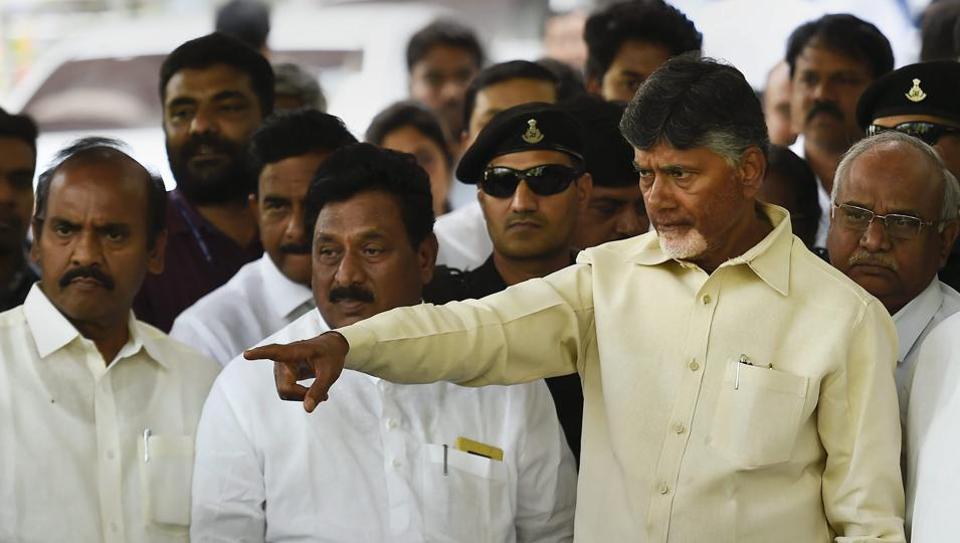 Chandrababu Naidu,Election Commission,EVM