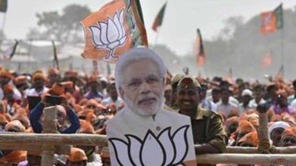The opposition alliance is a misnomer because most of them are fighting elections separately, BJP spokesperson GVL Narasimha Rao said.