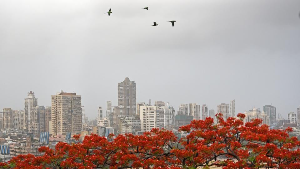 Hanging Garden at Malabar Hill, which falls under the Mumbai South constituency.